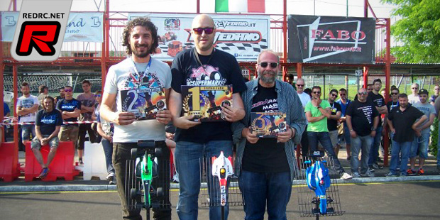 Davide Carbone wins at Faboweb Trophy