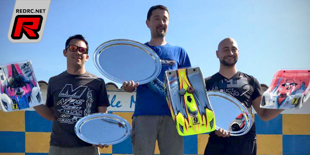 Thomas Eyetard takes French 1/8th On-road Nationals Rd2