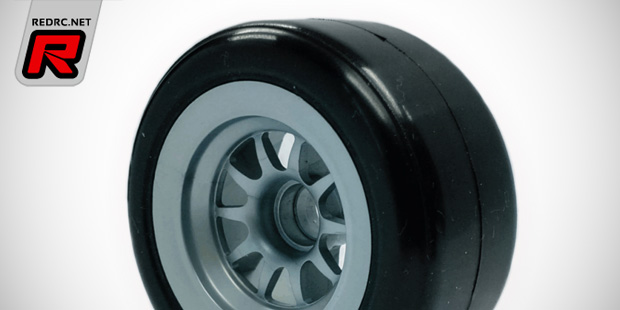 GQ Formula F1-T3 compound rubber tyres