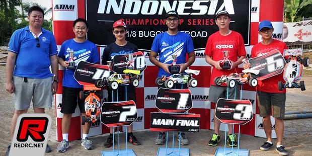 Rakasiwi wins Indonesian National Buggy Champs Rd2