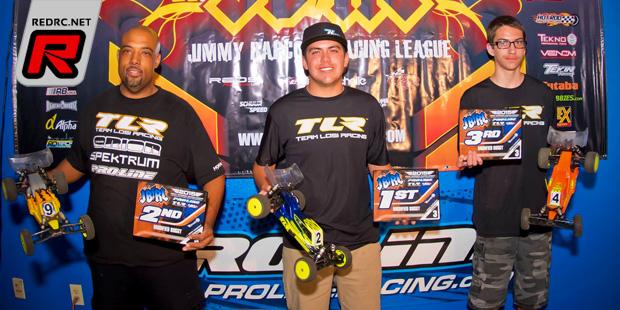 Motter & Turner win at JBRL Electric Series Rd3