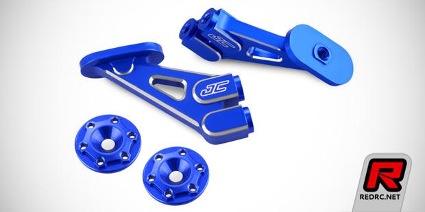 JConcepts B5M aluminium wing mounts & buttons