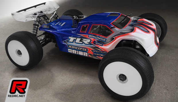 JConcepts Finnisher 1/8th truck body – Coming soon