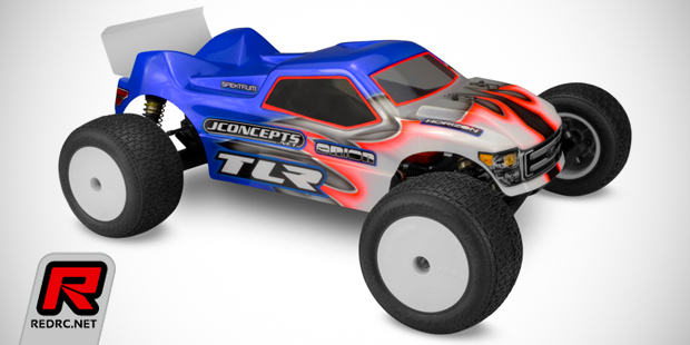 JConcepts Finnisher TLR 22T 2.0 bodyshell