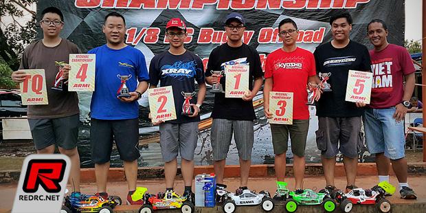 Wicaksono wins Jakarta Regional Buggy Champs Rd2