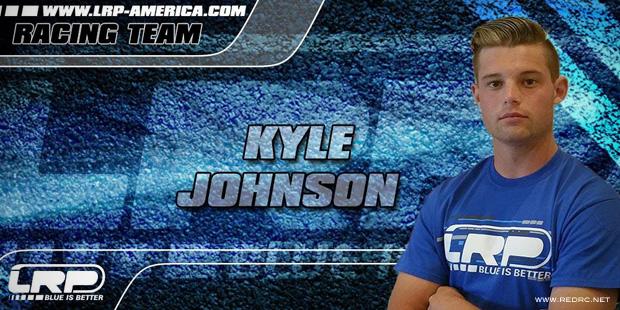 LRP America signs Kyle Johnson