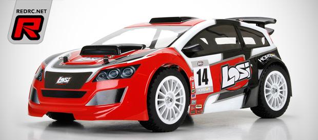 Losi 1/14th Mini Rally 4WD RTR