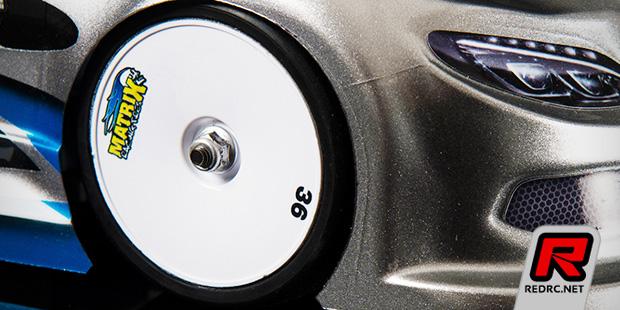 Matrix 36 shore asphalt touring car tyre