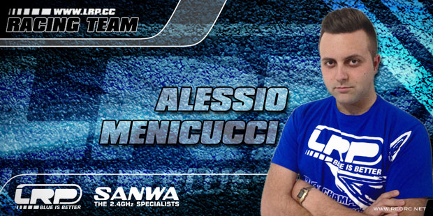 Alessio Menicucci joins LRP