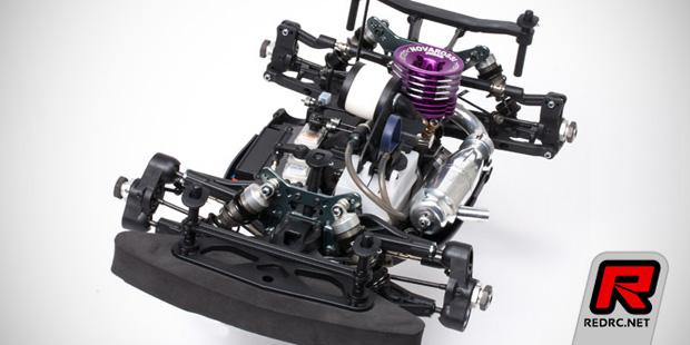 Mugen MGT7 & MGT7E 1/8th GT on-road kits