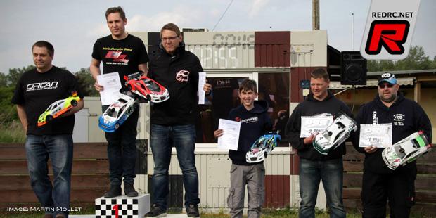 Sielaff wins at North German IC Track Regionals Rd2