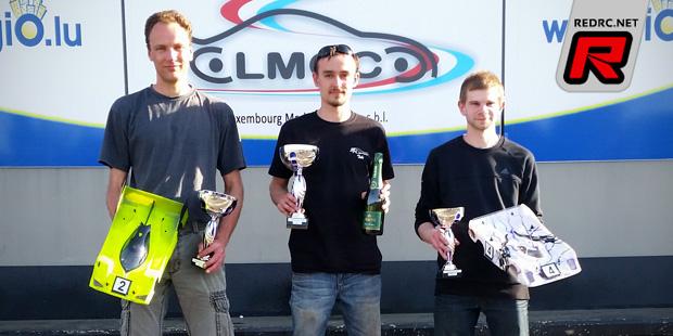 Weist & Libar win at RC Lemans Rd2