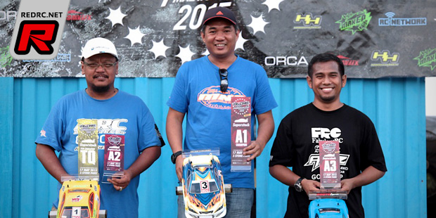 Ride Cup Championship Series Malaysia Rd1 – Report