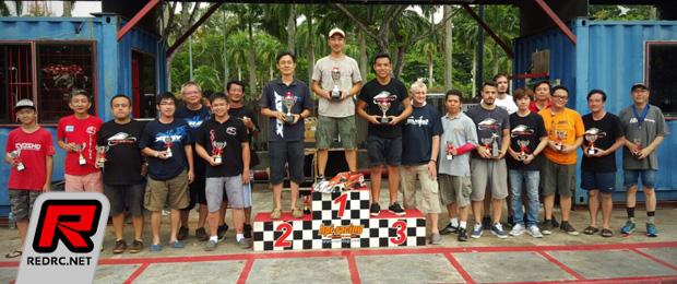 SG50 Singapore Open Race – Report