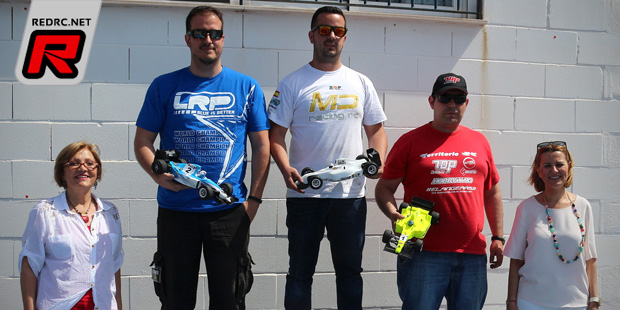 Tony Mur wins Formula class at SNS Rd2