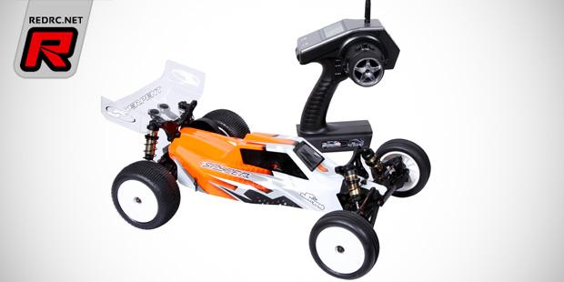 Serpent Spyder SRX-2 mid-motor RTR buggy