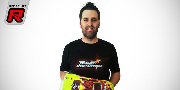 Jorge Simones joins Team Durango on-road team