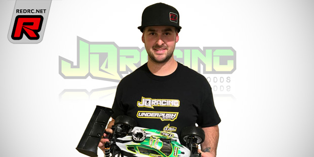 Ben Sterling teams up with JQRacing
