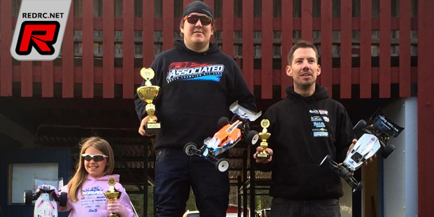 Swedish 1/10th Off-road Nationals Rd1 – Report