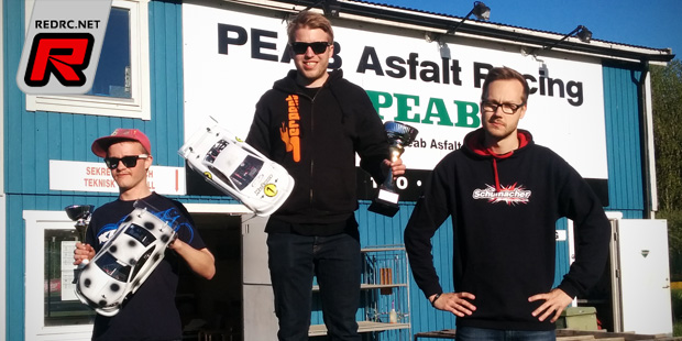 Niclas Nilsson wins Swedish National Cup Rd2