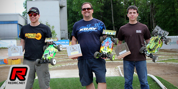 Swiss 1/8th E-Buggy Championship Rd1 – Report