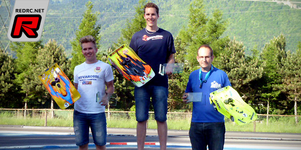 Simon Kurzbuch wins at Swiss On-road Nats Rd2