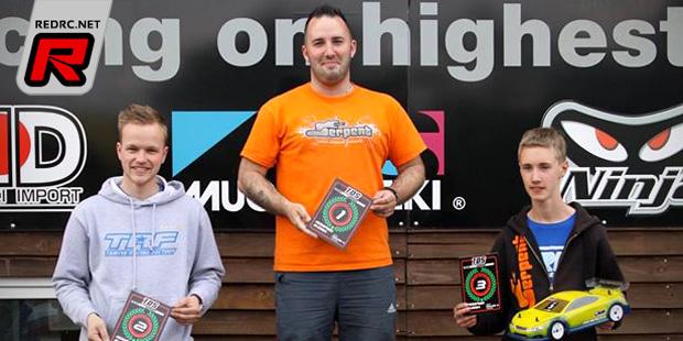 Fischer & Ehrbar win at Tonisport Onroad Series Rd4