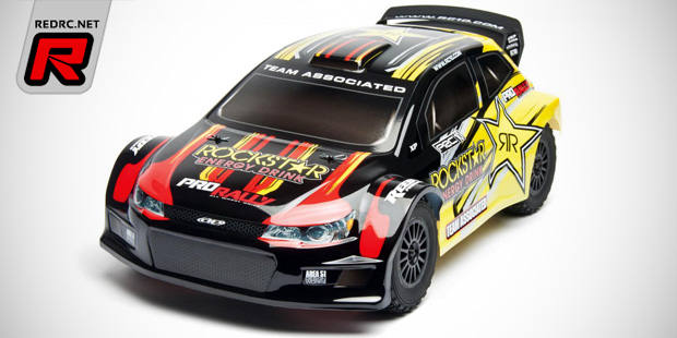 Team Associated ProRally 4WD RTR LiPo Combo