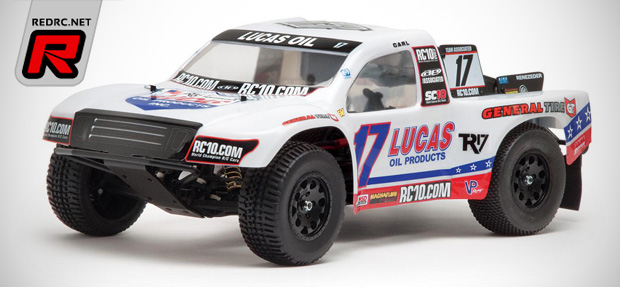 Team Associated SC10 Brushless LiPo combos