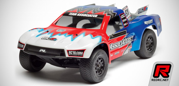 Team Associated SC5M Team Kit short course truck