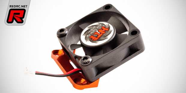 Team C speed 1/10th speed controller fan mount