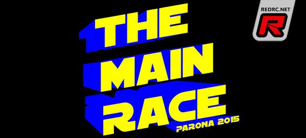 The Main Race – Announcement