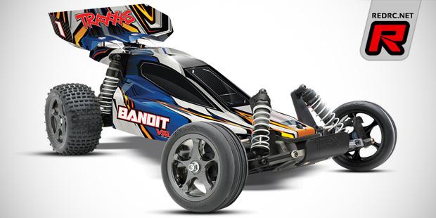 Traxxas Bandit & Stampede VXL TSM RTR kits