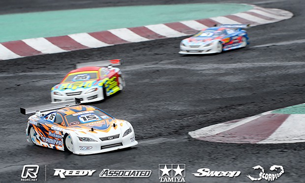 Reedy Touring Car Race Of Champions