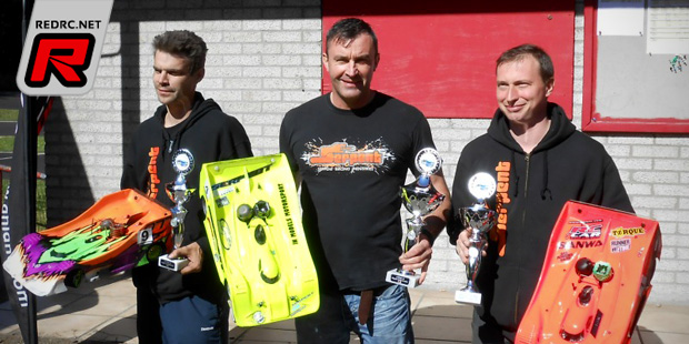 Belgian Nitro On-road Championship Rd2 – Report
