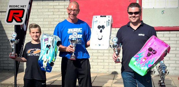 Dutch 1/8th Nitro On-road Nationals Rd2 - Report