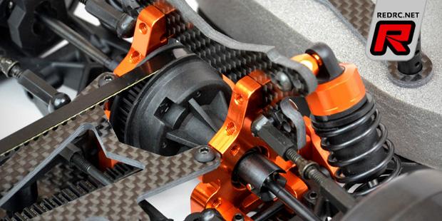Exotek Sprint 2 alloy bulkhead set