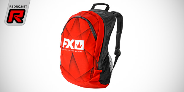 FX introduce the team rucksack