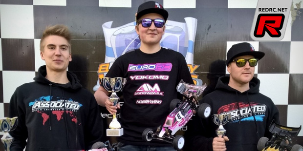Finnish 1/10th Off-road nationals Rd1 – Report