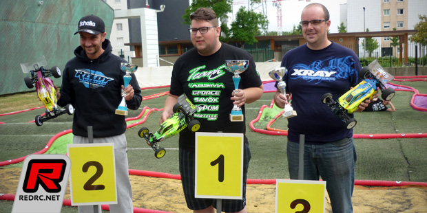 French 1/10th Buggy Nationals Rd4 – Report