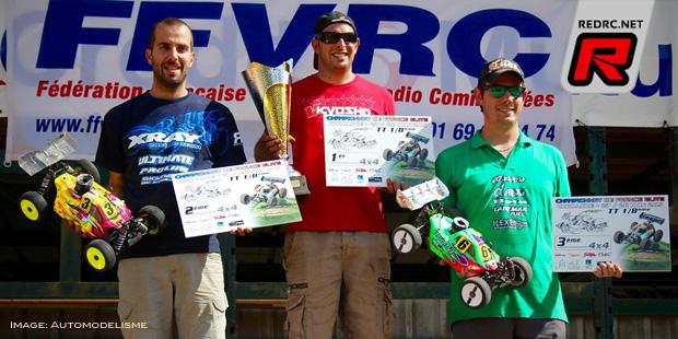 Jerome wins as Yannick takes championship