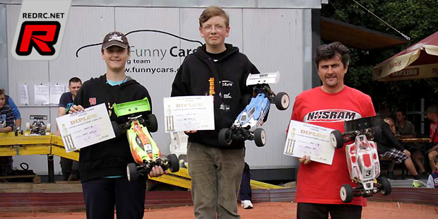 Vaclav Broz wins at Funnycars Cup Rd5