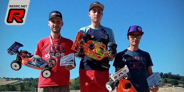 Marco Natale wins Italian National Champs warm-up