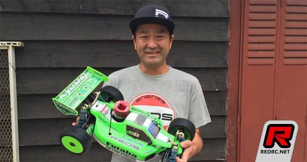 Yuichi Kanai joins Reds Racing