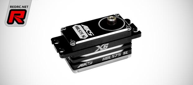 MKS HBL575-SL low-profile servo