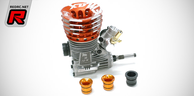 Max Power MX 12 TQ 2.1cc nitro engine