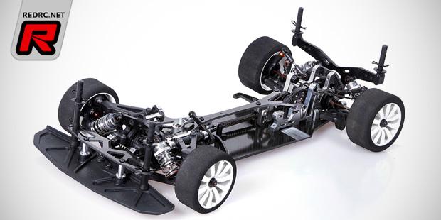 Serpent Natrix 748-e 200mm electric on-road car