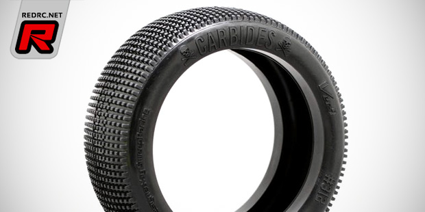 Sweep Carbides 1/8th buggy tyre