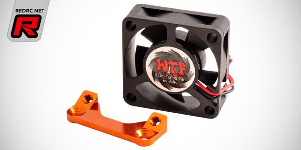 Team C 30mm ESC heatsink fan mount