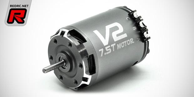 Tresrey V2 electric brushless motors
